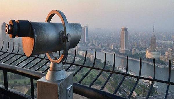 برج القاهرة   تعرف على روعة التصميم والبناء لواحد من أشهر معالم القاهرة