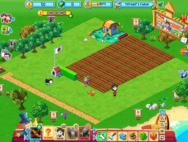 تحميل لعبة فاميلي فارم Family Farm للكمبيوتر | أفضل الألعاب الخفيفة