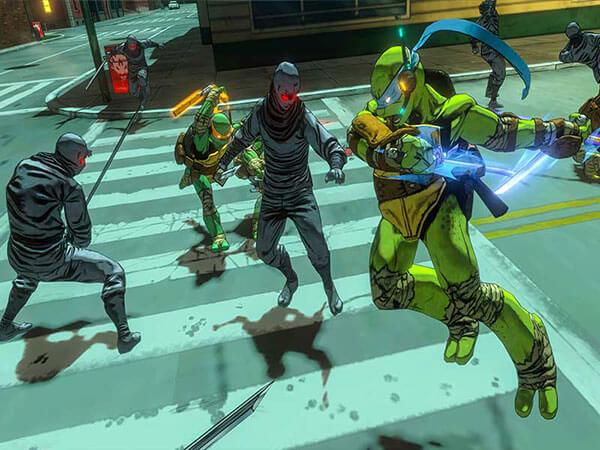 تحميل لعبة سلاحف النينجا 3 للكمبيوتر بروابط مباشرة